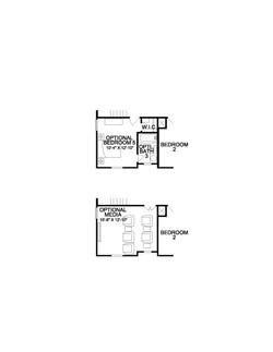 The Siena - 2nd Floor Options
