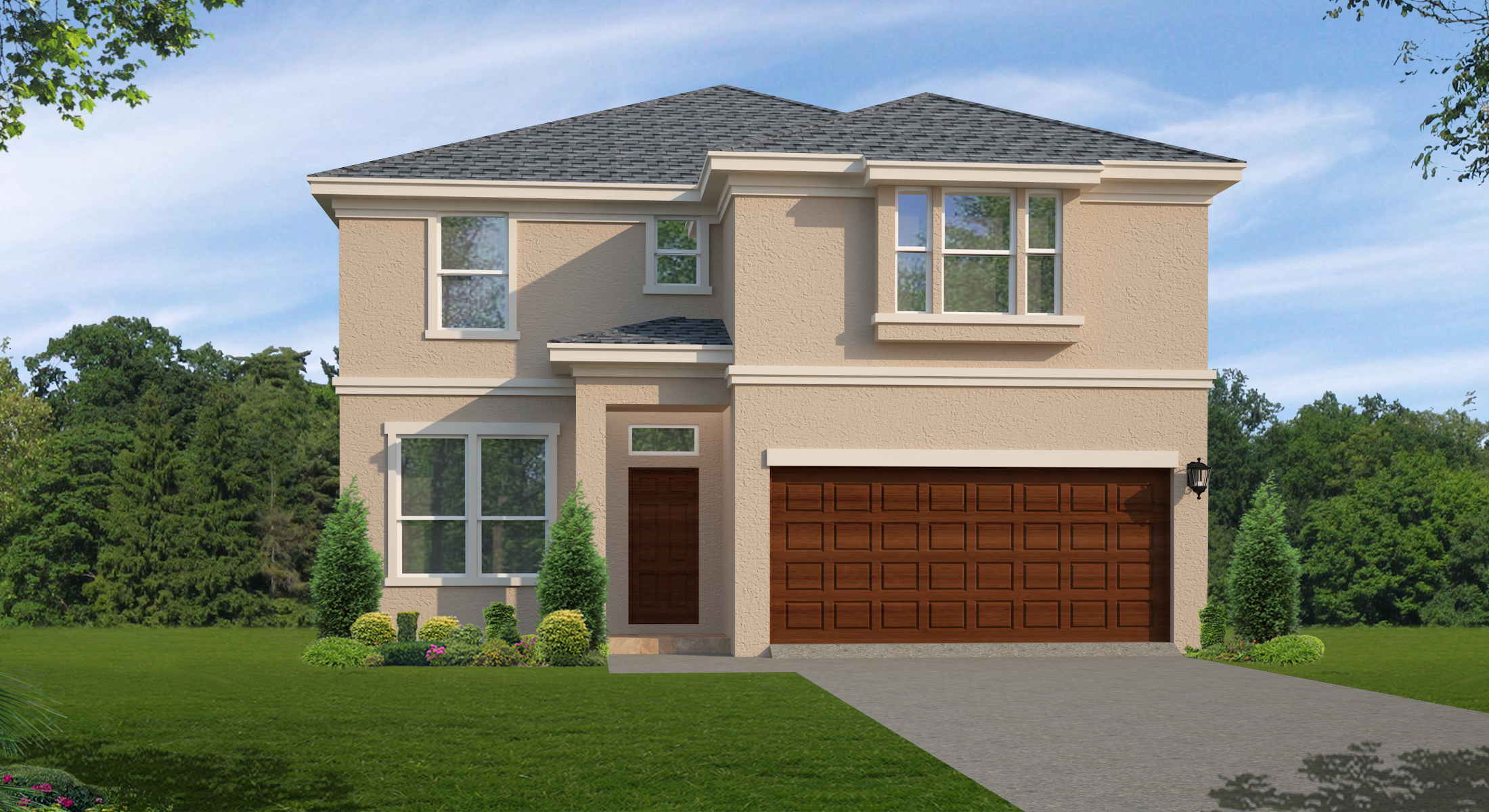 The Naples | Elevation A | $273,990