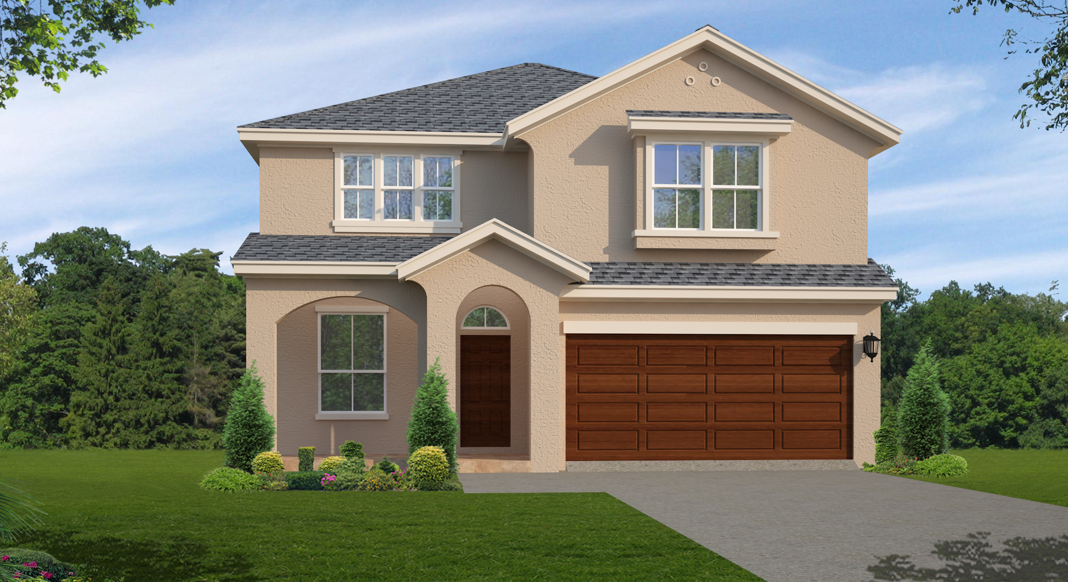 The Sorrento | Elevation C | $323,990