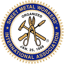 International Associatin Of Sheet Metal Workers Logo