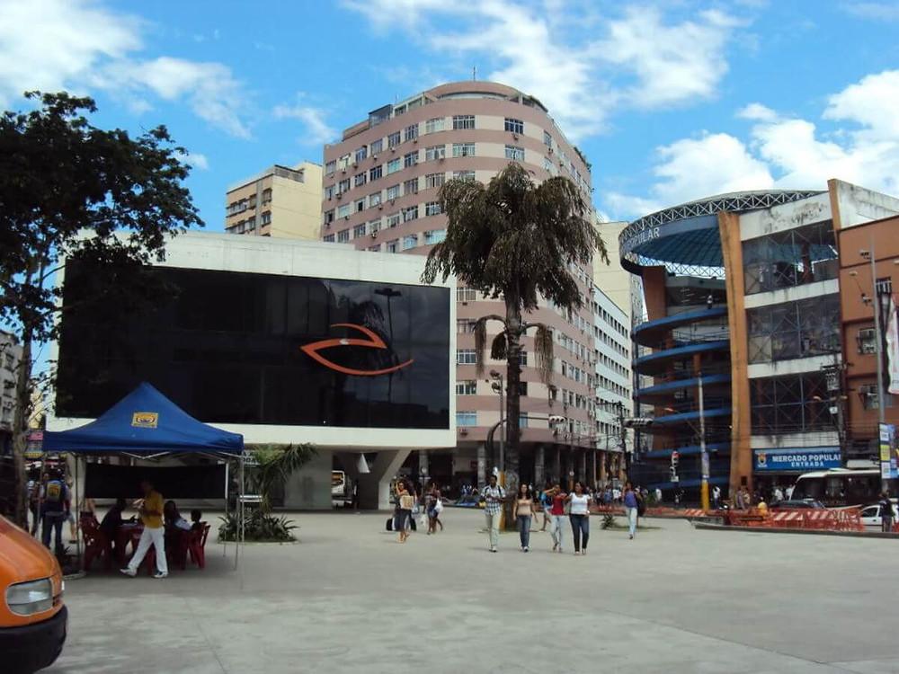 Centro de Duque de Caxias - Abrir Empresa