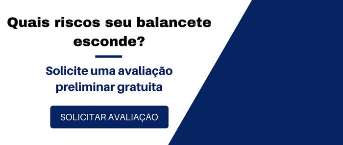 Solicite uma avaliação preliminar do seu balancete.