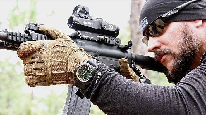 Joseph Teti Dual Survival, Joe Teti Tactical Training