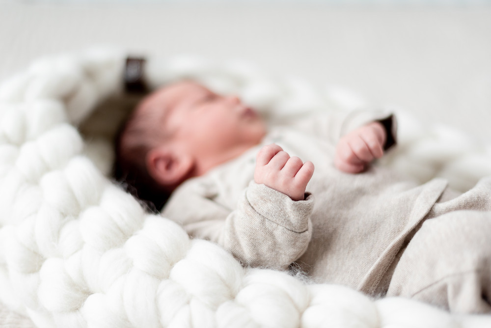 Newborn photoshoot Zurich, Switzerland