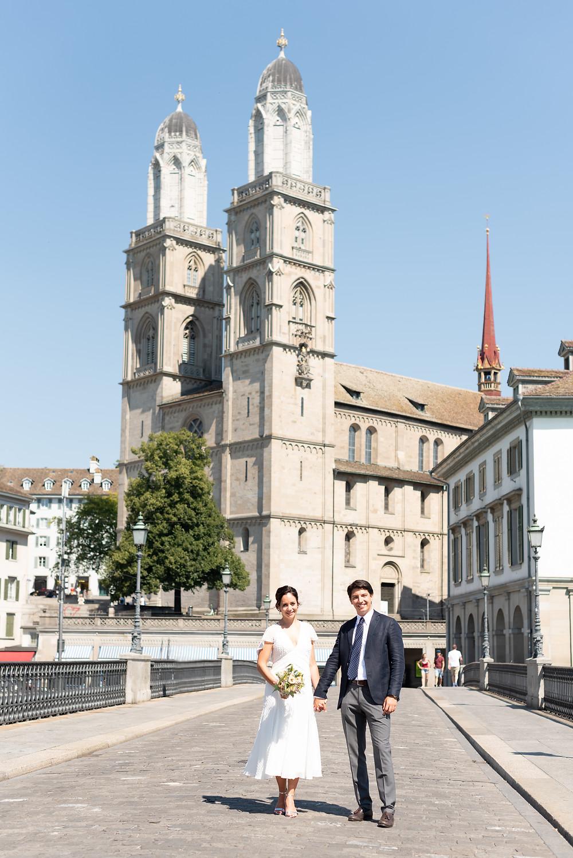Natural light wedding photography Zurich Switzerland