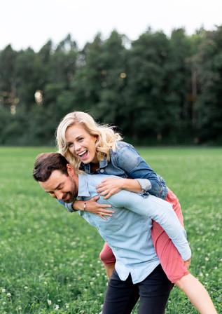 Swiss couple photoshoot