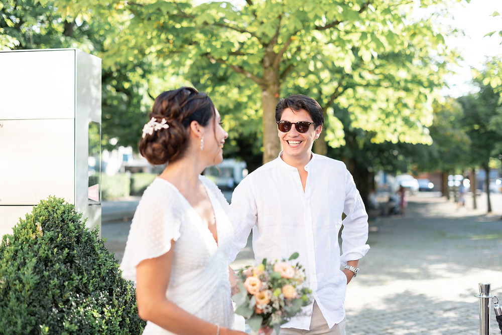 Wedding in Zurich, Switzerland