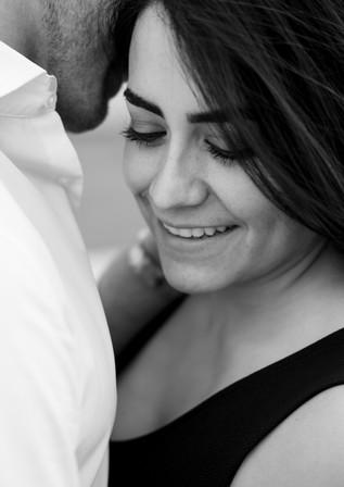 Engagement photo Zurich
