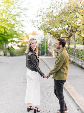 Zurich engagement photoshoot