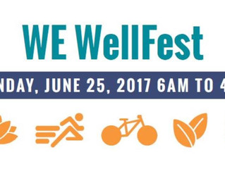 Jsodet Crochet at WE WellFest 6/25/17