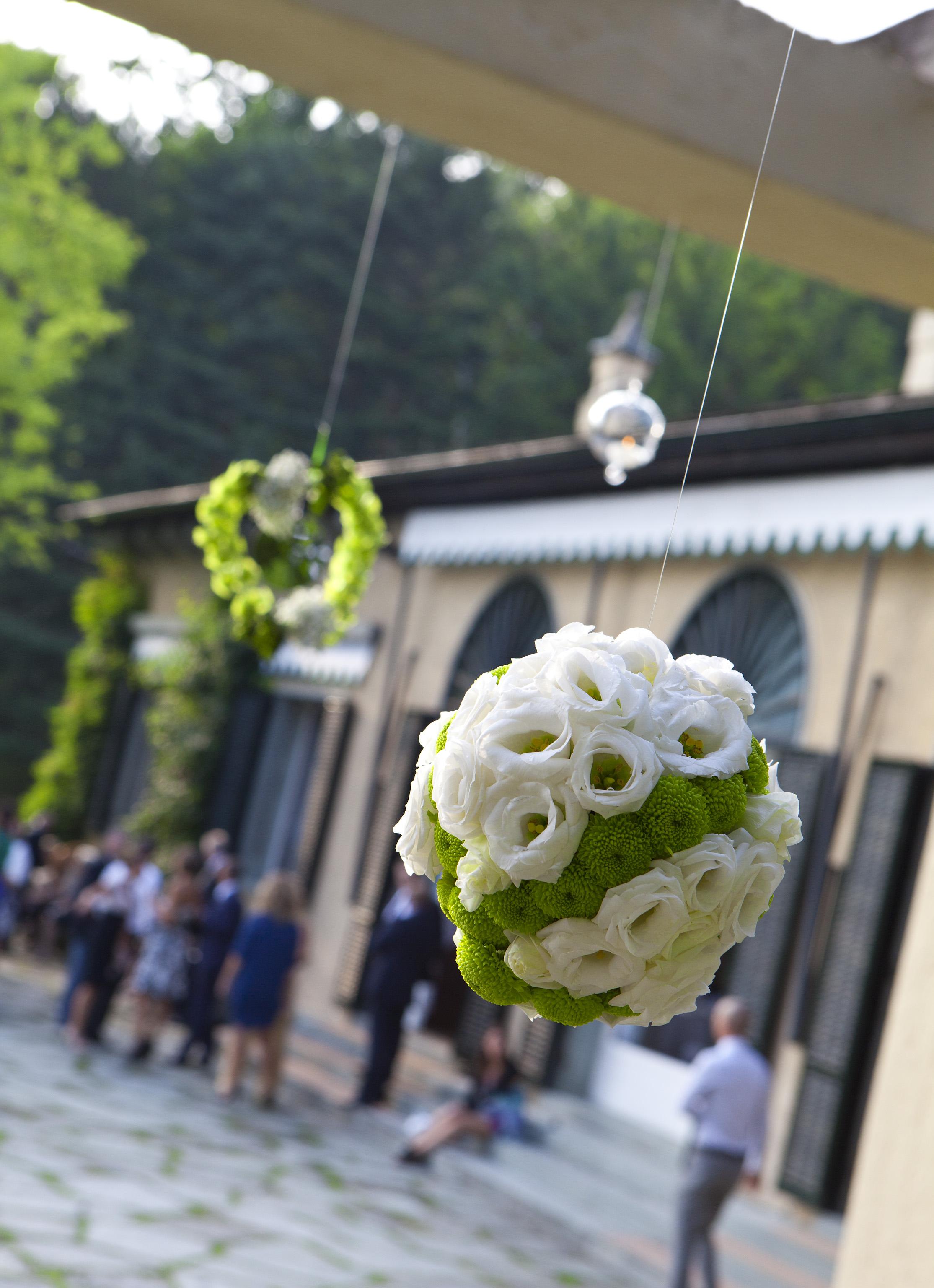 Bluemilia - sfere di fiori
