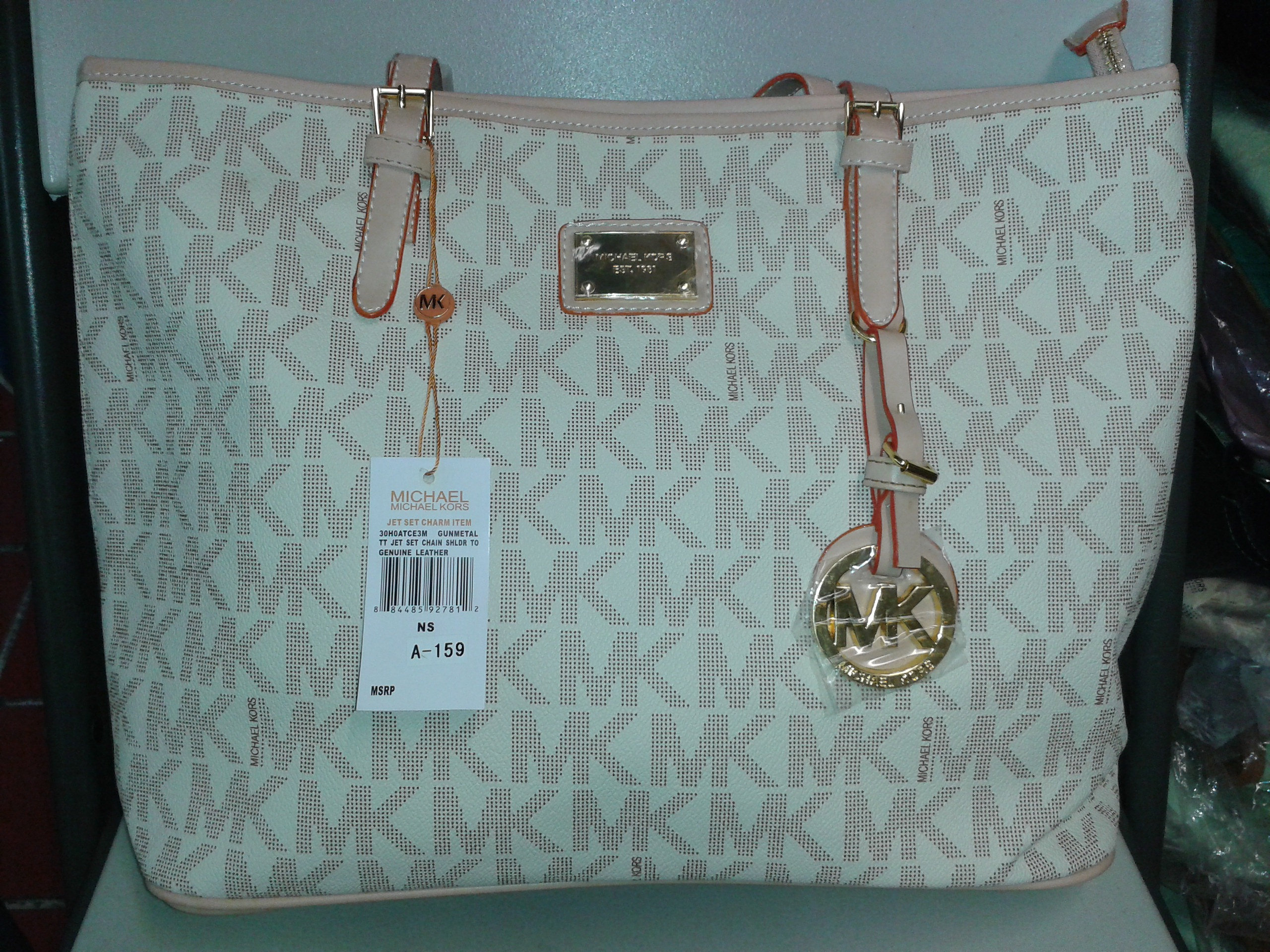 Bolsas Michael Kors Color Rojo