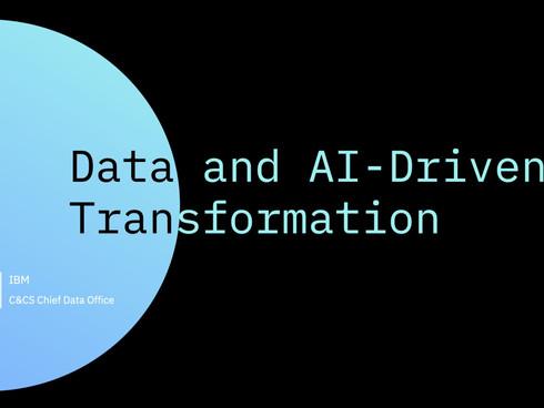 Data Design + Design Thinking