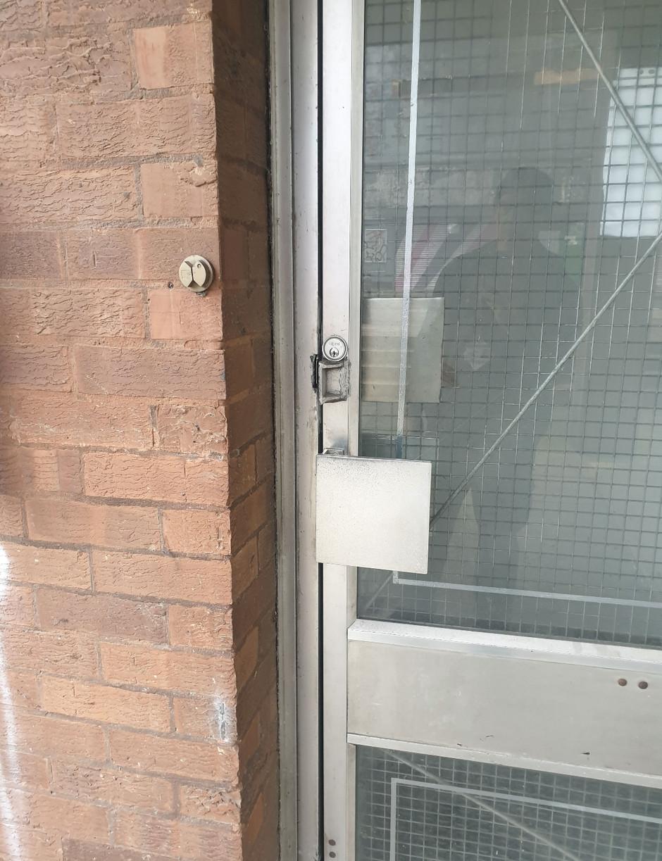 Commercial doors??
