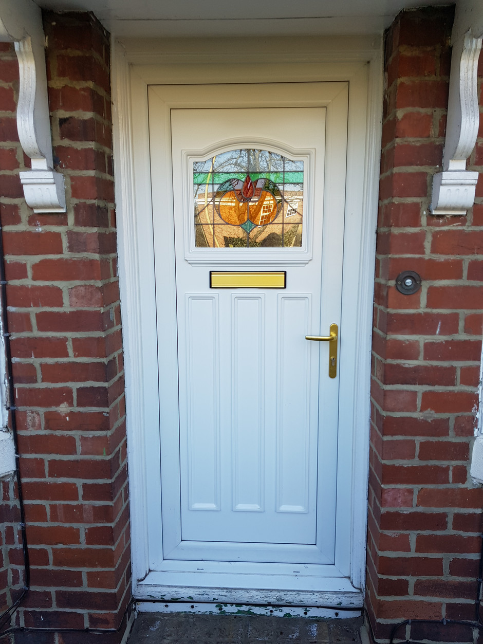 Refresh your UPVC front door