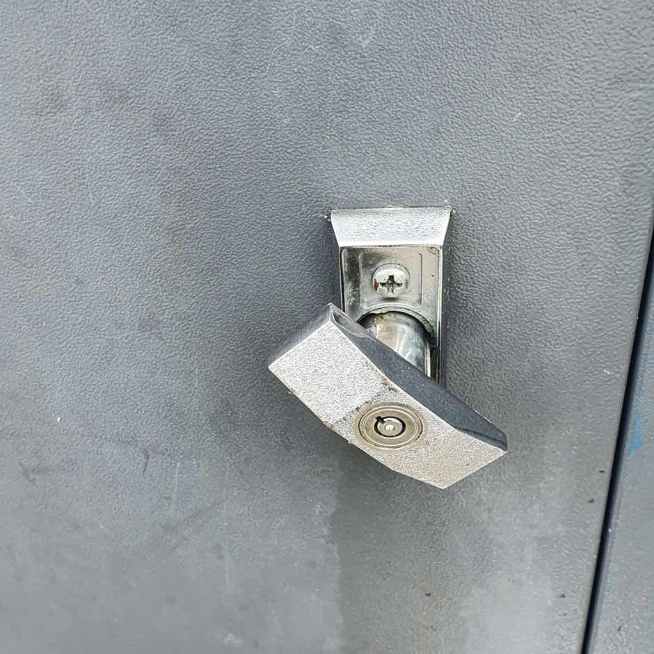 Only a locksmith