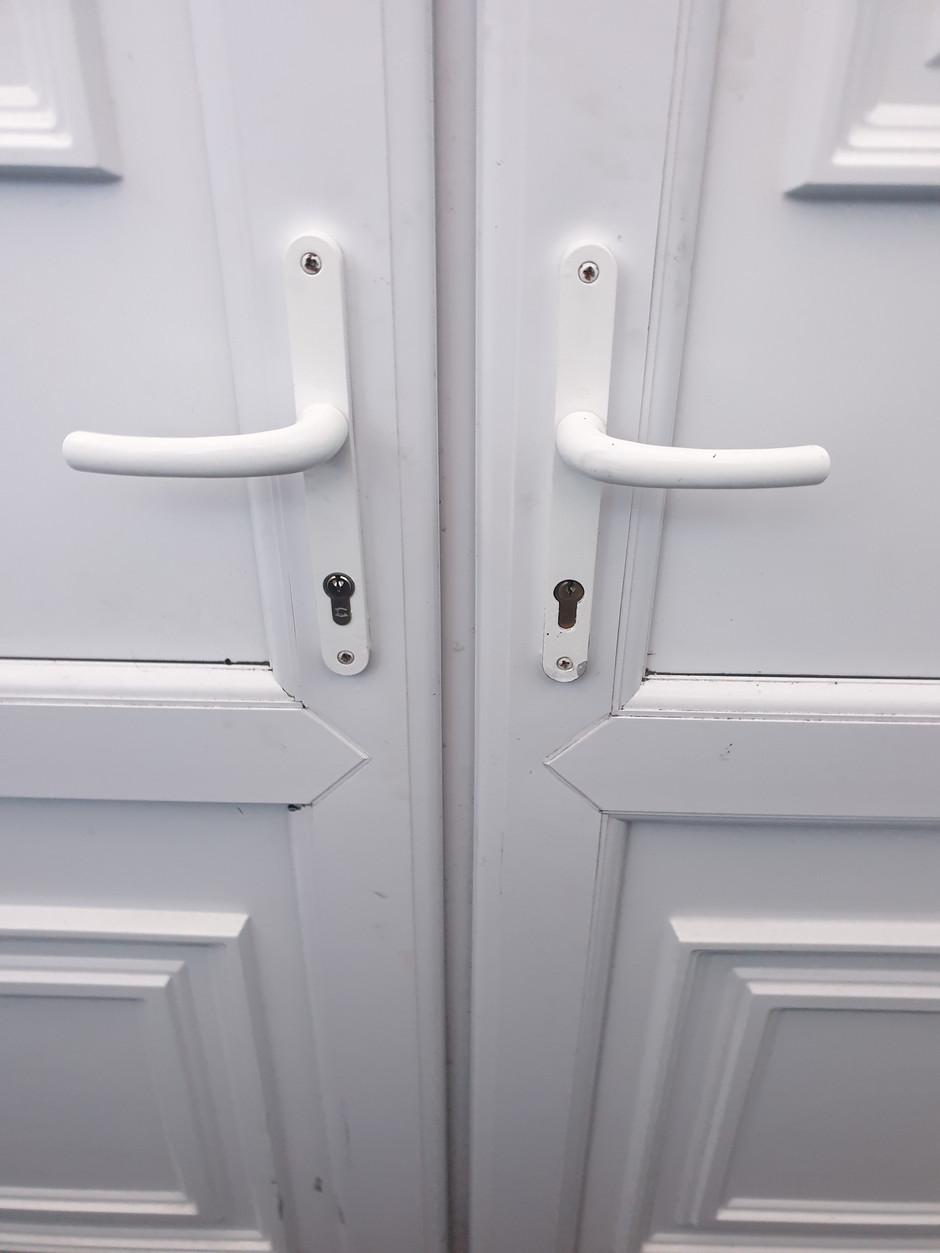 Upvc door problems??