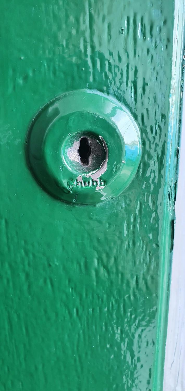 Lots of locks in South Shields