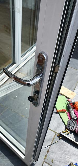 Bi-fold patio doors south shields