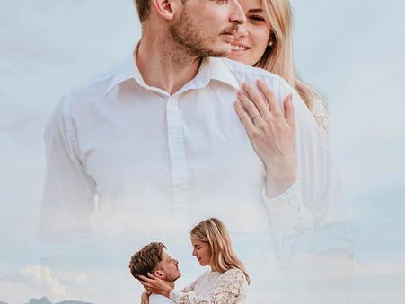 Alles was für die perfekten Verlobungsfotos zu beachten ist...