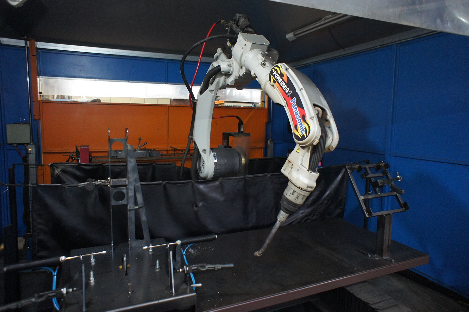 Robô de Solda