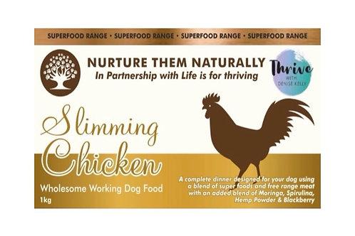 Nurture them naturally - Slimming chicken 1kg