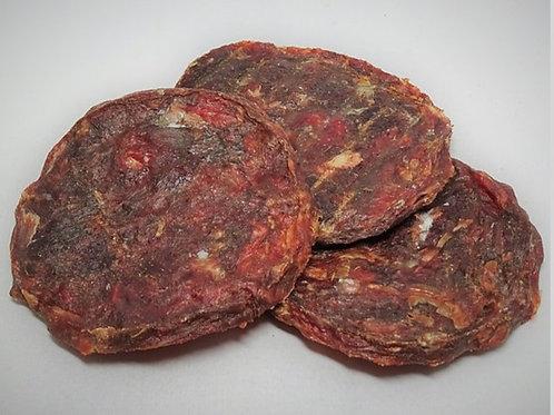 Beef meat jerky