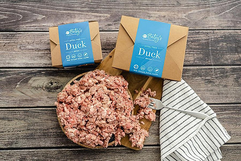 Betsy's Offal Free Duck 1kg