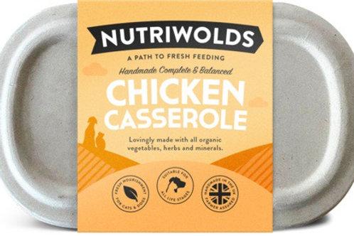 Nutriwolds - Chicken Casserole 1kg (chunky)