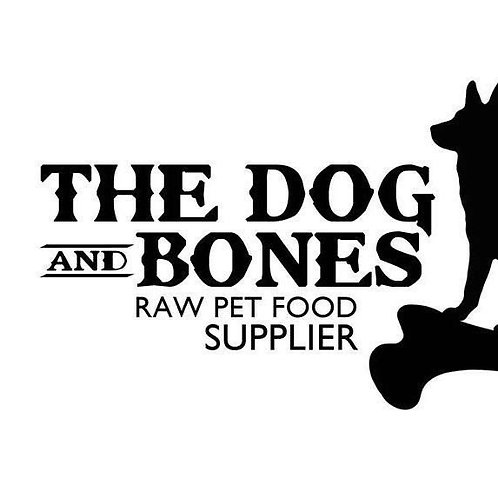 The Dog and Bones - Beef Tripe and Turkey 1kg Complete