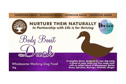 Nurture them naturally - Body boost Duck 1kg