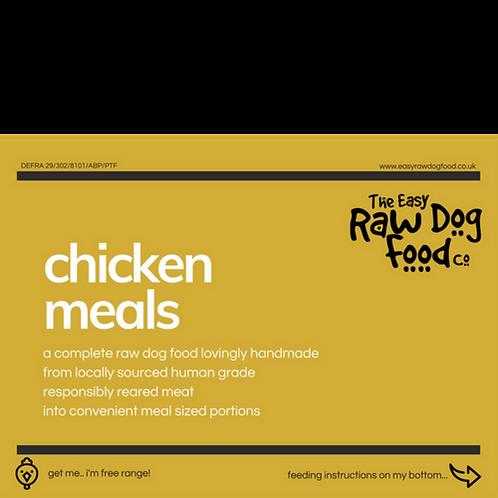 Easy Raw Dog - Chicken with Veg