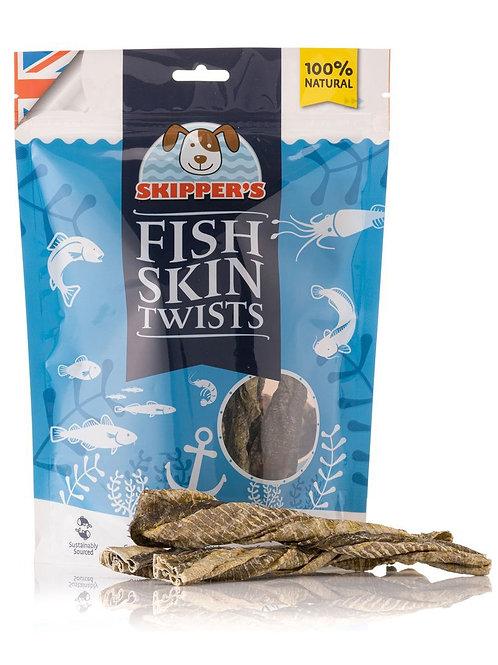 Skippers - Fish Skin Twists regular 250ml