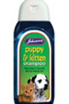 Johnsons Puppy and kitten shampoo 200ml