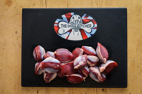 The Dogs Butcher - Duck Gizzards 500g