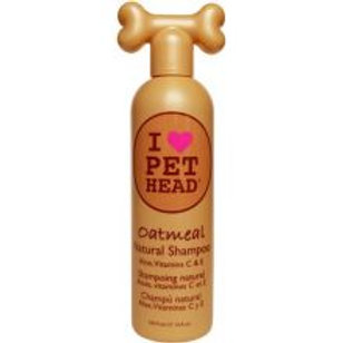 Pet Head Shampoo Oatmeal 355ml