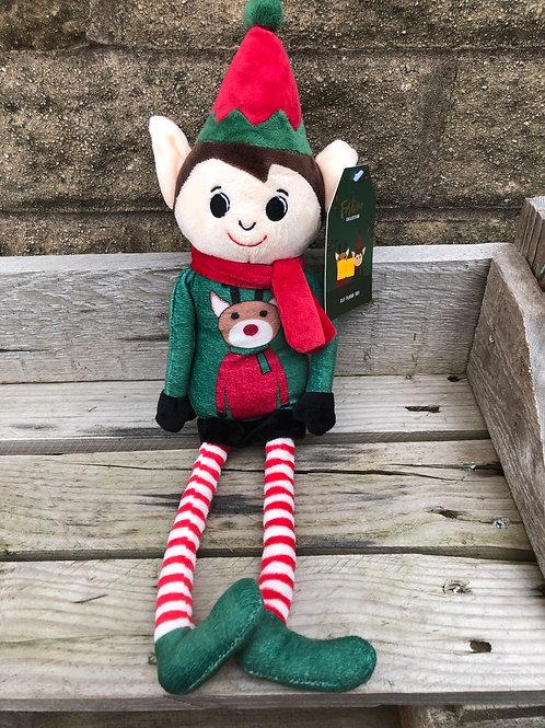 Festive Elf Plush