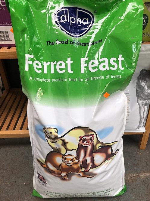 Ferret feast 10kg