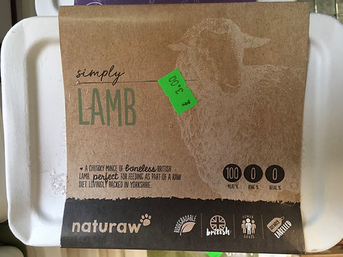 Naturaw Simply Lamb