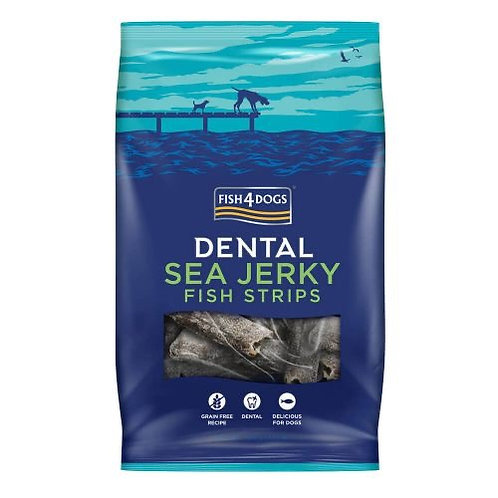 Fish 4 Dogs - Sea Jerky Fish Strips