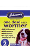 Wormer up to 20kg