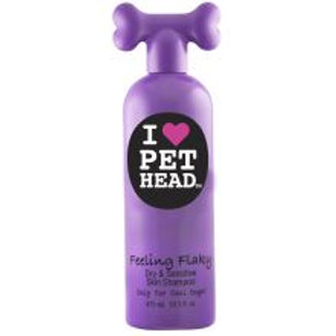 Pet Head Shampoo Feeling Flaky 475ml