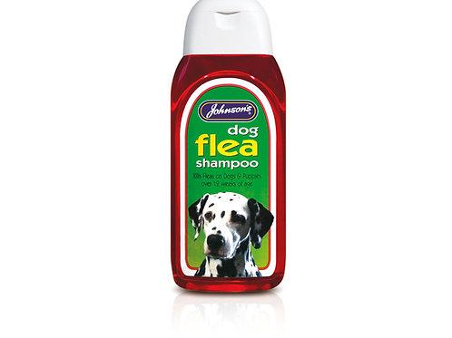 Johnson's flea shampoo 200ml