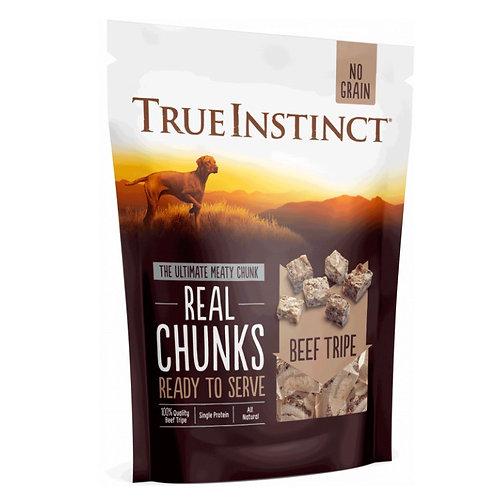 True instinct freeze dried treats 200g beef tripe