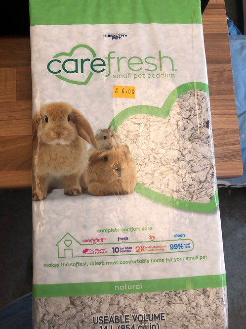 Carefresh bedding