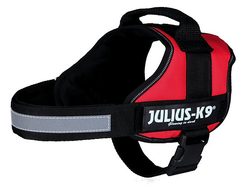 Julius-K9 Powerharness Red SIZE MINI-MINI