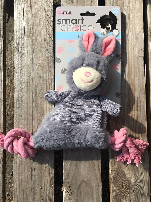 Knots Bunny Rope Plush