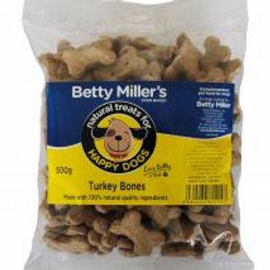 Betty Miller Turkey Bones