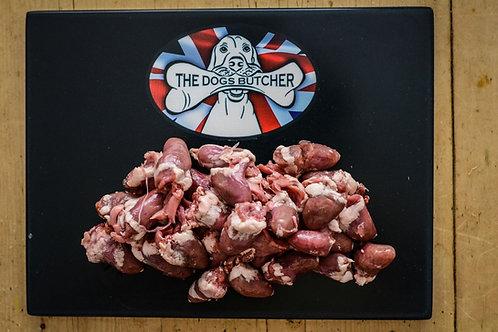 Tdb Chicken hearts free range 1kg