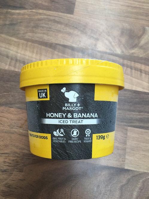 Billy & Margot Iced Treats - Honey & Banana